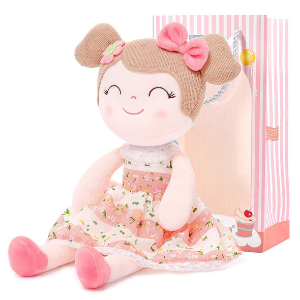 Personalized Leyadoll + Backpack Bundle - Pink - Leya Doll