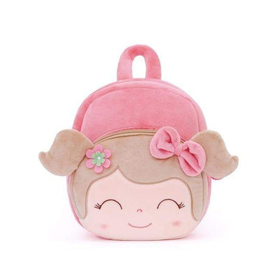 Personalized Leyadoll Backpack (Pink) - Leya Doll