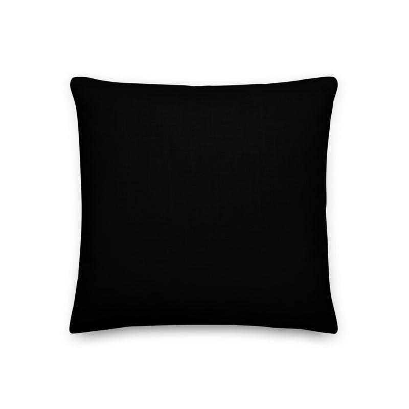 M&A Science Premium Pillow Black