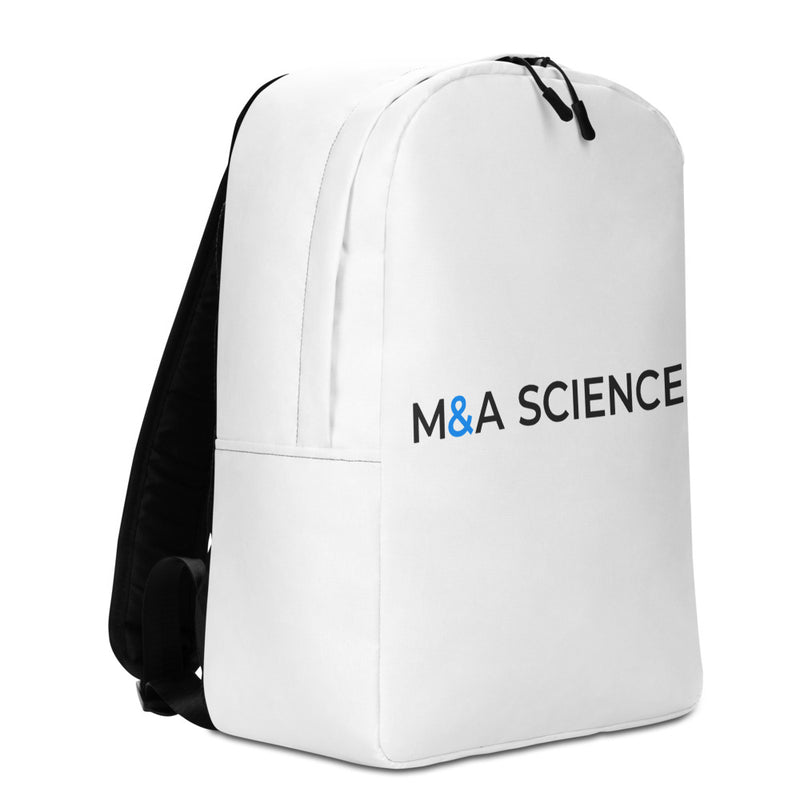 M&A SCIENCE Minimalist Backpack