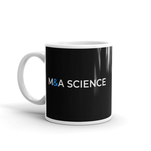 M&A SCIENCE Mug (Black)