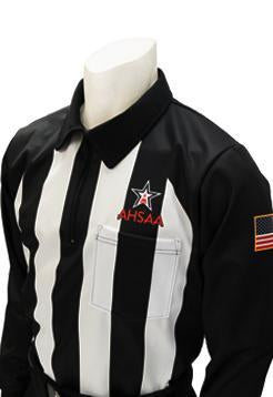 AHSAA Foul-Weather Long Sleeve Football Referee Shirt
