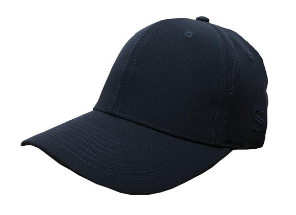 Smitty Performance Navy Umpire Hat - Flex Fit - 8 Stitch