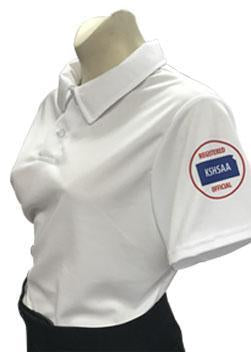 KSHSAA Women's Volleyball Polo - Short Sleeve