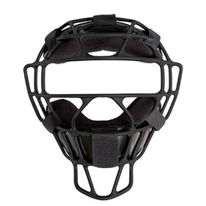 Champro Rampage Magnesium Umpire Mask with Dri-Gear Pads - Black