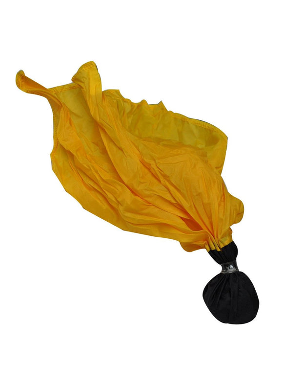 Ball Style Penalty Flag - Black