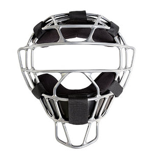 Champro Rampage Magnesium Umpire Mask with Dri-Gear Pads - Grey