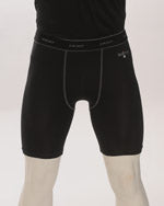 Smitty Black Compression Shorts