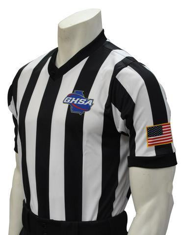GHSA Basketball Men's Referee Shirt