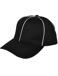 Football Referee Hat - Black