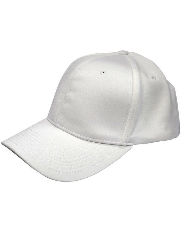 Football Referee Hat - White