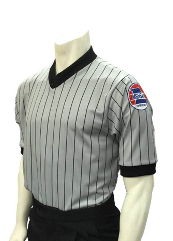 MSHSAA Wrestling Dye-Sublimated Referee Shirt