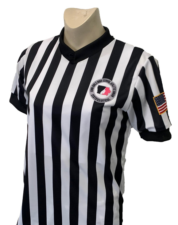 IGHSAU BASKETBALL WOMEN'S REFEREE SHIRT