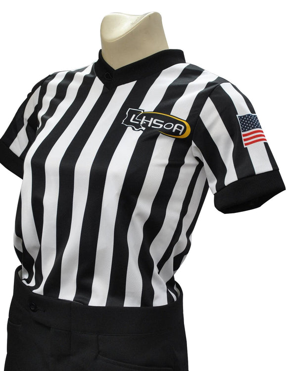 LHSOA Basketball Men's Referee Shirt