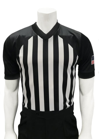 NEW NCAA Men's Basketball Approved Body-Flex Referee Shirt