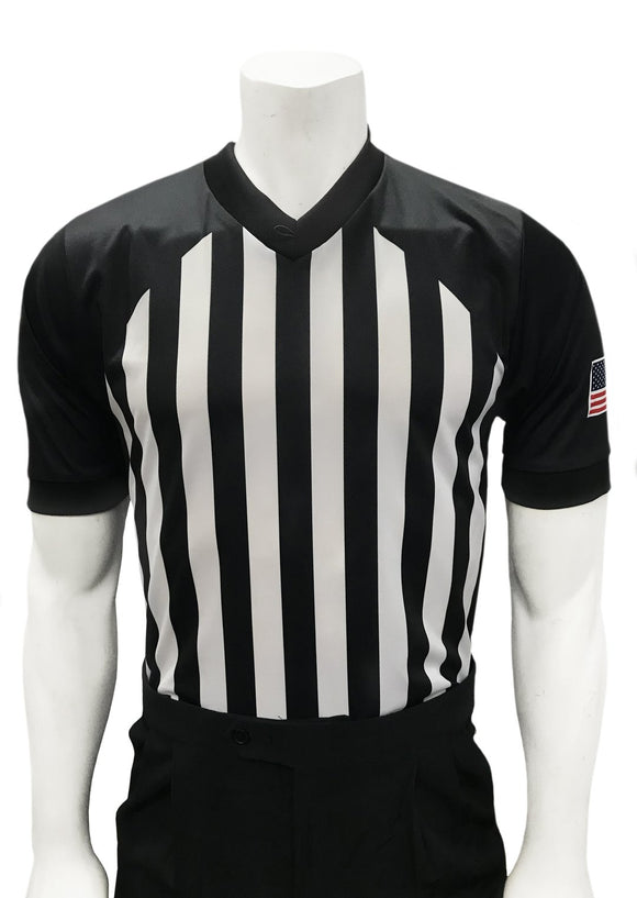 NCAA Men's Basketball Approved Dye-Sublimated Referee Shirt