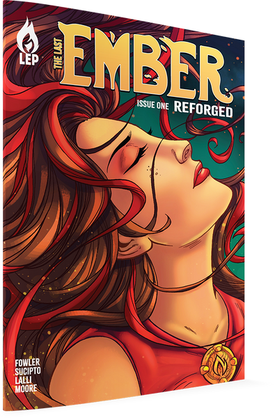 The Last Ember #1: Reforged (Cover A)