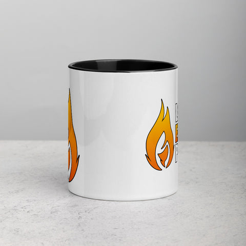 LEP Coffee Mug with Color Inside