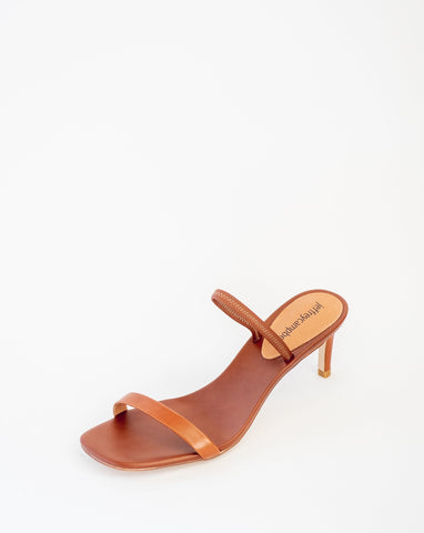Jeffrey Campbell Hera-Hi Tan