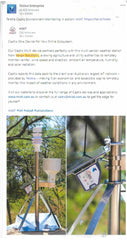 telstra miot verge weather station