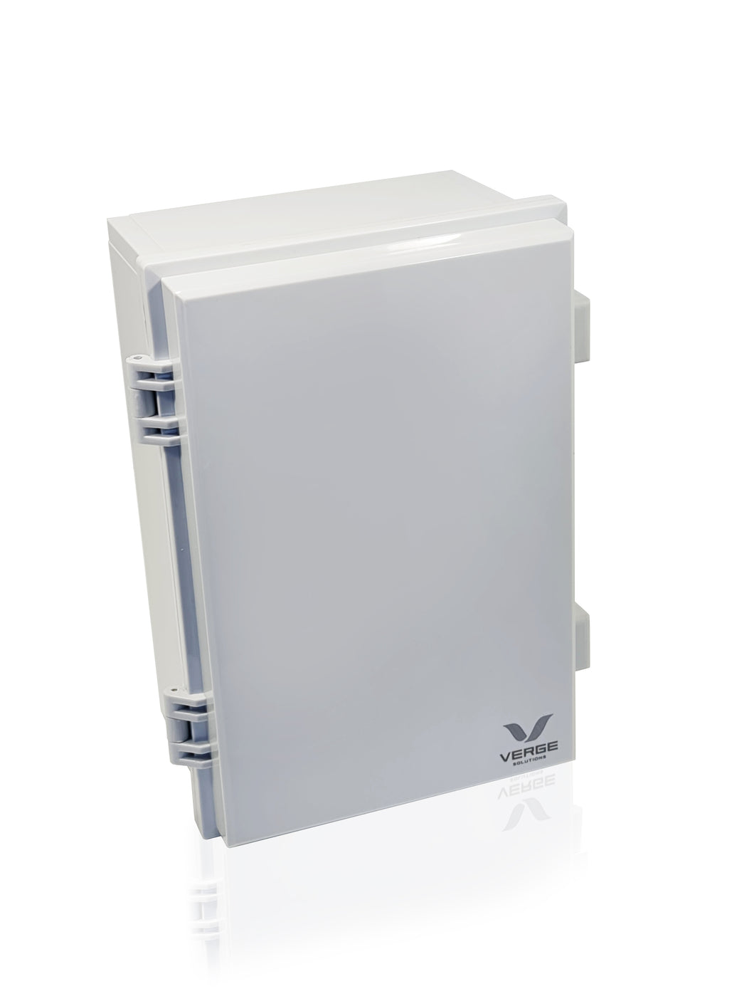 [E2.1] Enclosure Plastic Hinged, Opaque