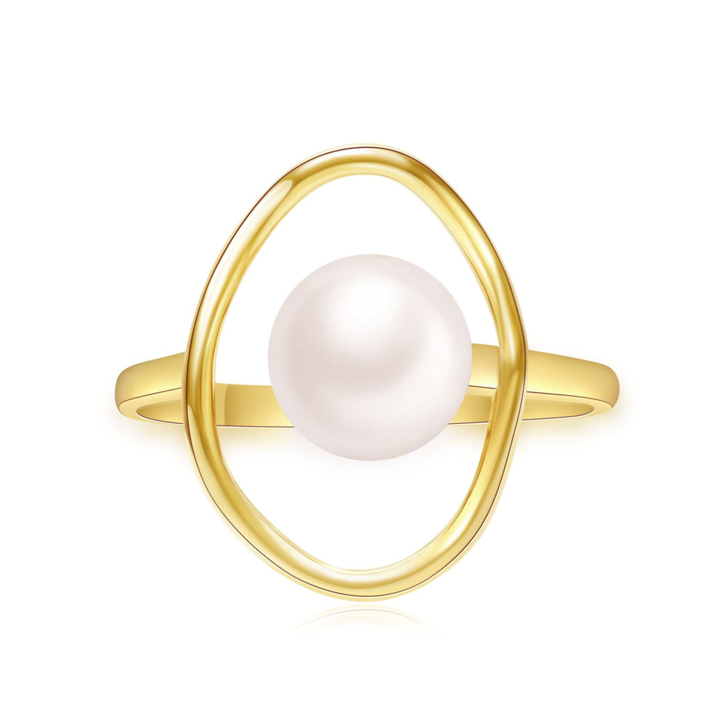 Sunny side up ring