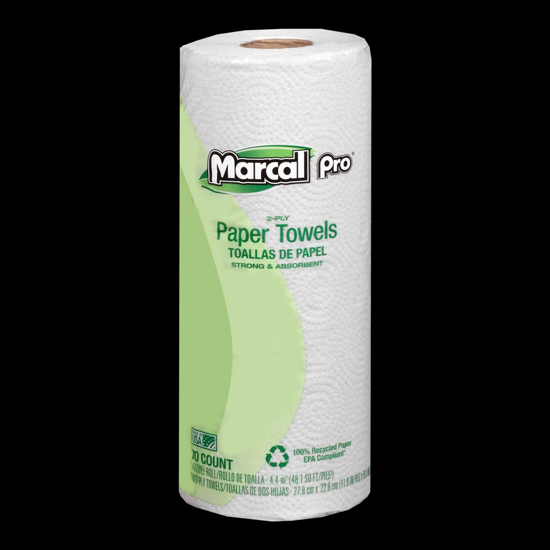 Marcal Pro 100% Recycled Paper Towels - 1 Roll
