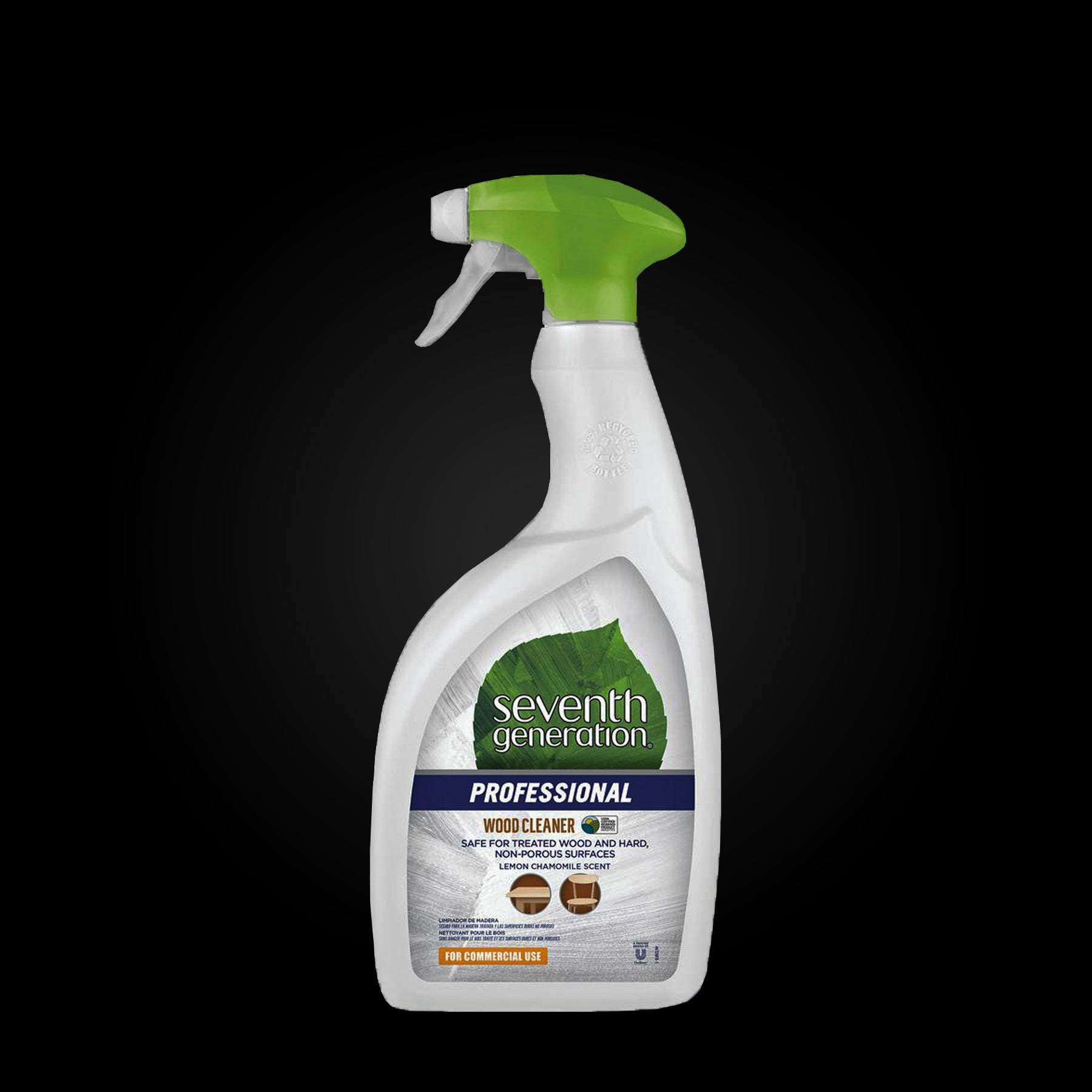 Wood Cleaner 32 Oz By Seventh Generation