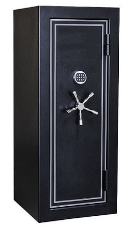"GOLDEN SECURITY GUN SAFE - LOWER COST - 60"" H X 25"" W X 25"" D"