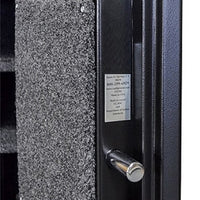 "GOLDEN SECURITY GUN SAFE - LOWER COST - 60"" H X 40"" W X 27"" D"