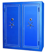 "AMERICAN PLATINUM SAFE / VAULT - HIS AND HERS 72"" X 60"" X 27"""