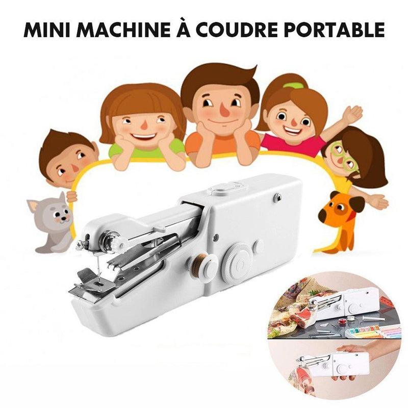 Ciaovie Mini Machine à Coudre Portable - ciaovie