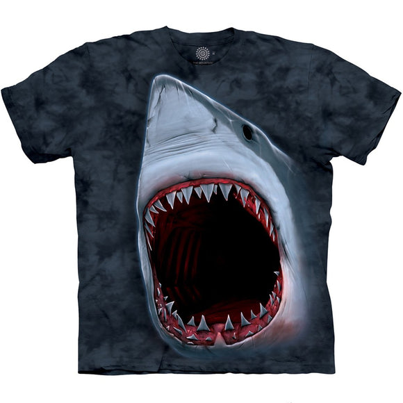 The Mountain Shark Bite - T-Shirt