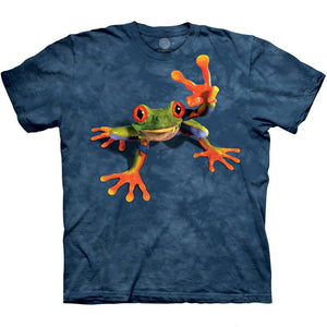 The Mountain Victory Frog - T-Shirt