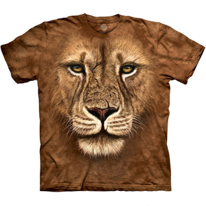 The Mountain Lion Warrior - T-Shirt