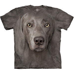 The Mountain Weimaraner - T-Shirt