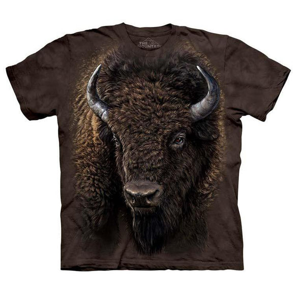 The Mountain American Buffalo - T-Shirt