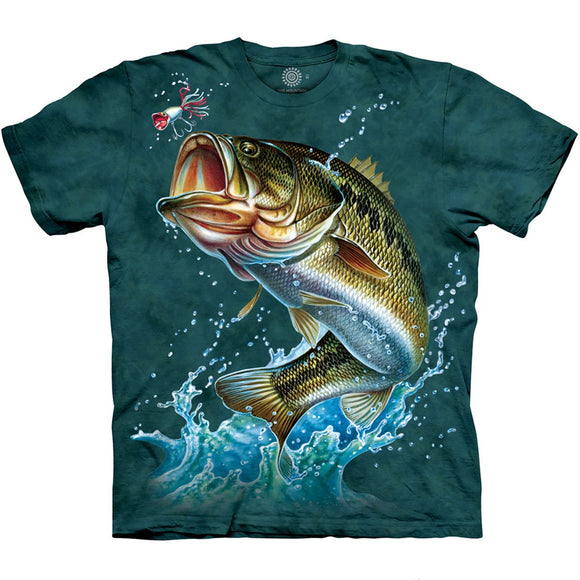 The Mountain Bass - T-Shirt