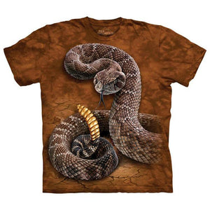 The Mountain Rattlesnake - T-Shirt