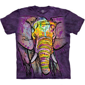 The Mountain Russo Elephant - T-Shirt
