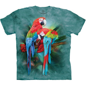 The Mountain Macaw Mates - T-Shirt