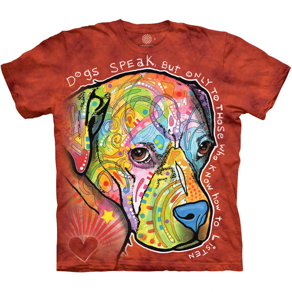 The Mountain Dogs Speak - T-Shirt