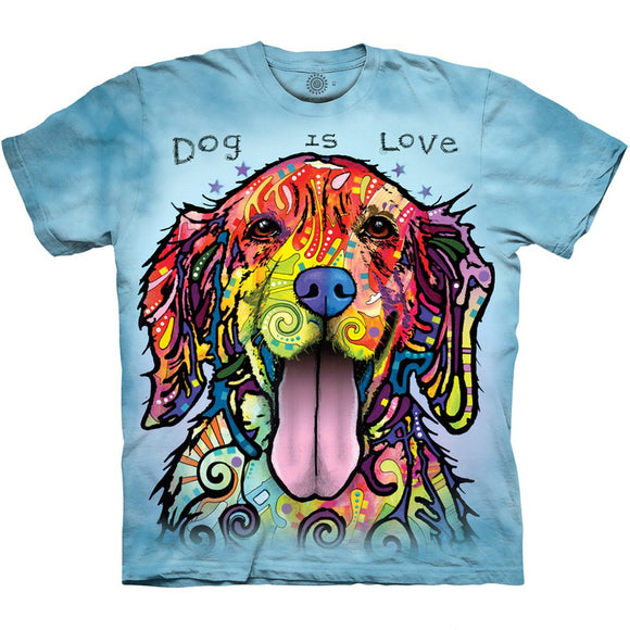 The Mountain Dog Is Love - T-Shirt