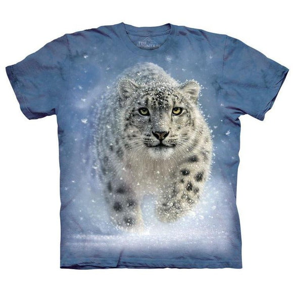 The Mountain Snow Ghost - T-Shirt