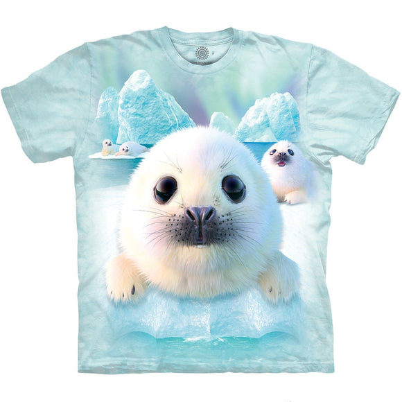The Mountain Seal Pups - T-Shirt