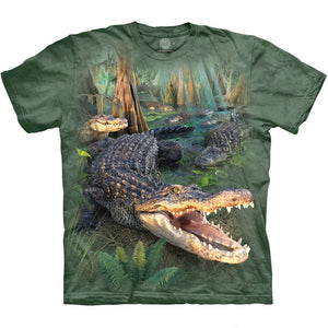 The Mountain Gator Parade - T-Shirt