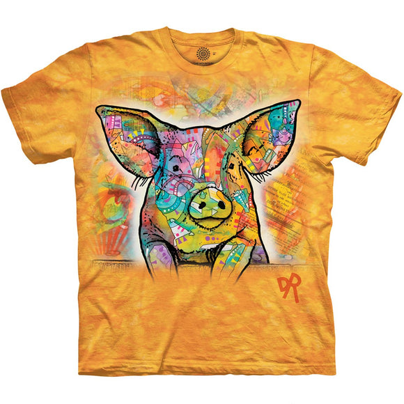 Russo Pig - Adult Unisex T-Shirt