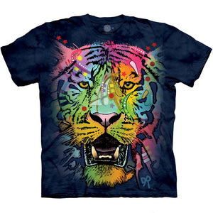The Mountain Russo Tiger Face - T-Shirt