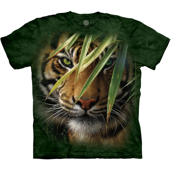 The Mountain Emerald Forest - T-Shirt