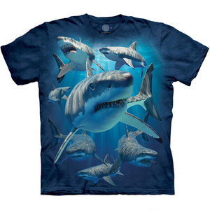The Mountain Great Whites - T-Shirt